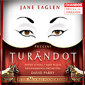 Opera in English - Puccini: Turandot / Parry, Eaglen, et al