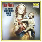 Ave Maria - Bach/Gounod, Mozart, Schubert, Bruckner, Brahms
