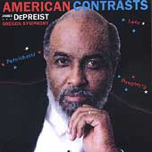 American Contrasts - Lees, Persichetti, Daugherty / DePriest