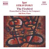 Stravinsky: The Firebird / Idil Biret