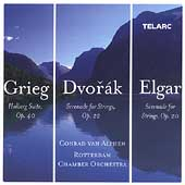 Grieg, Dvorak, Elgar / Conrad van Alphen, Rotterdam CO