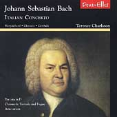 Bach: Italian Concerto, etc / Terence Charlston