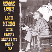 George Lewis (Clarinet): With Barry Martyn's Band 1966