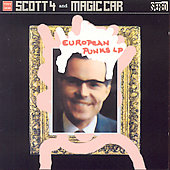 Scott 4: European Punks LP *