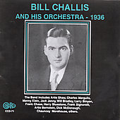 Bill Challis & His Orchestra: 1936
