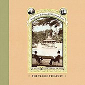 Gothic Archies: The Tragic Treasury: Songs from a Series of Unfortunate Events [Slipcase]
