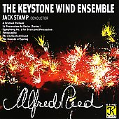 Alfred Reed: Festival Prelude, Passacaglia / Stamp, Keystone