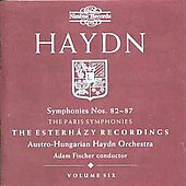 Haydn: Symphony no 82-87 / Fischer