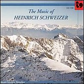 Music of Heinrich Schweizer / Malat, Zushan, et al