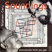 Soundings - Tristram Cary: Electroacoustic Works 1955-1996
