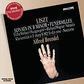 The Originals - Liszt: Sonata in B minor, etc / Brendel