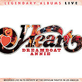 Heart: Dreamboat Annie: Live