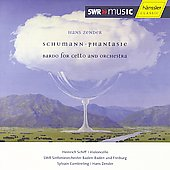 Zender: Schumann-Phantasie, Bardo 1/ Schiff