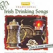 Various Artists: Traditional Irish Drinking Songs