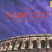 Verdi: Nabucco / Oren, Bruson, Furlanetto, Tokyo Symphony Orchestra