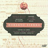 Sierra, Gottschalk: Souvenirs, etc / Ian Hobson, Sinfonia da Camera