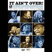 Various Artists: It Ain't Over: Delmark Celebrates 55 Years of Blues