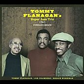 Tommy Flanagan's Super Jazz Trio: Condado Beach [Digipak]