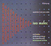 Ivo Malec: Epistola / Krivine, Barainski, Lipovsek, et al