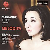 Melodiya / Marianne Fiset