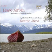 Hugo Alfv&#233;n: Symphonies Nos. 1-5; Swedish Rhapsodies [Box Set]