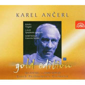 Karel Ancerl Conducts Ravel, Lalo, Hartman