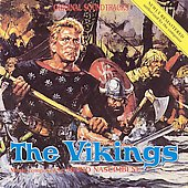Original Soundtrack: Nascimbene: The Vikings; Solomon and Sheba (Original Soundtracks)