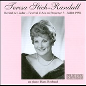 Teresa Stich-Randall Recital