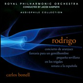 Rodrigo: Concierto de Aranjuez; Fantasia para un Gentilhombre