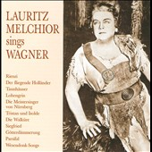 Lauritz Melchior sings Wagner