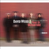 David Weiss (Trumpet)/Point of Departure: Snuck In [Digipak]