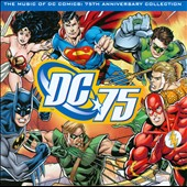 Various Artists: The Music of DC Comics: 75th Anniversary Collection