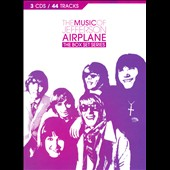 Jefferson Airplane: The  Music of Jefferson Airplane [Box]