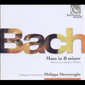 Bach: Mass in B minor; Motets