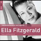 Ella Fitzgerald: The Rough Guide To Jazz Legends: Ella Fitzgerald [Digipak]