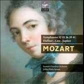 Mozart: Symphonies 32, 35, 36, 39, 41 / Saraste