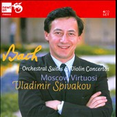 Bach: Orchestral Suites; Violin Concerti / Vladimir Spivakov, violin
