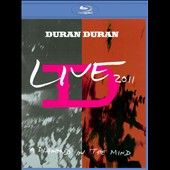 Duran Duran: A Diamond in the Mind [Blu-Ray]