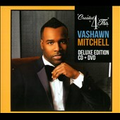 Vashawn Mitchell: Created4this [CD/DVD] [Deluxe Edition] [Digipak]