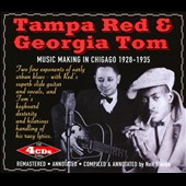 Georgia Tom/Tampa Red: Making Music In Chicago 1928-1935 [Box]