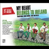 Various Artists: My Kind of Music: My Heart Belongs to Ireland