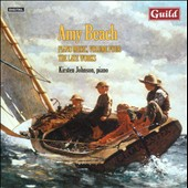 Amy Beach: Piano Music, Vol. 4 - The Late Works / Kristen Johnson, piano