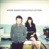 Paper Aeroplanes: Little Letters