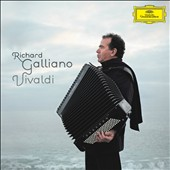 Vivaldi performed on accordion / Richard Galliano, accordion