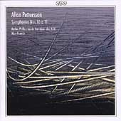 Pettersson: Symphonies no 10 & 11 / Alun Francis, et al