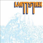 Various Artists: Wattstax: The Living Word (Concert Music from the Original Movie Soundtrack)