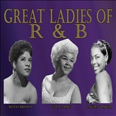 Various Artists: Great Ladies of R&B [8/25]