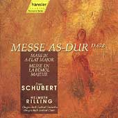 Schubert: Mass in Ab Major / Rilling, Oregon Bach Festival