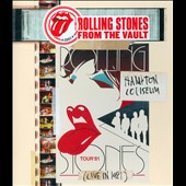The Rolling Stones: From the Vault: Hampton Coliseum (Live in 1981) [DVD]