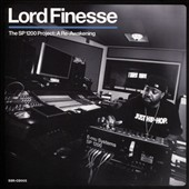 Lord Finesse: SP1200 Project: A Re-Awakening